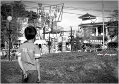 Ruang Terbuka Hijau yang Abu-abu | albertrahmanp | Solok | Juni 2010